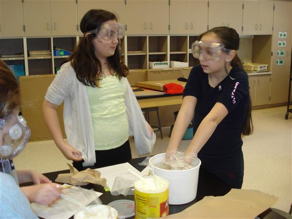 Mrs. Leventhal's 5th Grade Insulation Lab