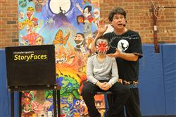"""STORY FACES"" comes to Bretton Woods"