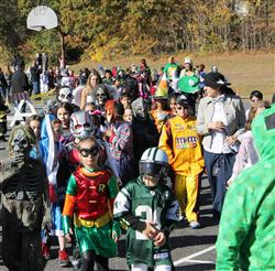 Halloween at Bretton Woods