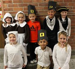 Colonial Life Comes to First Grade