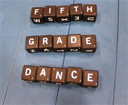 "5th Grade Dance - ""Game On"""