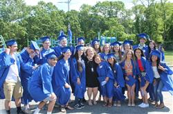 CLASS OF 2019 RETURNS TO BRETTON WOODS