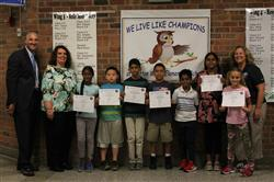 Bretton Woods ENL Students achieve Commanding on NYSESLAT tests