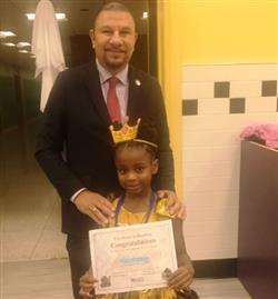 Assemblyman Ramos Recognizes Summer Reading Challenge Participants