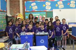 Mrs. Trapanotto's class is making a difference!