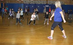 Zumba in Physical Education Classes
