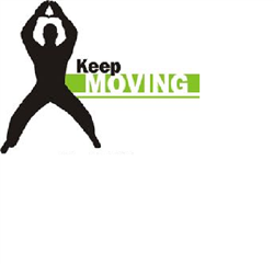 Keep moving after you leave the BW gymnasium!