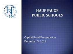 BOND VOTE PRESENTATION 12.3.19