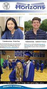 Horizons Special Graduation Issue