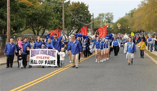 Hauppauge's Homecoming Parade