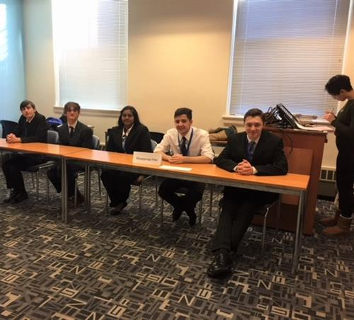 Ethics Bowl 2018