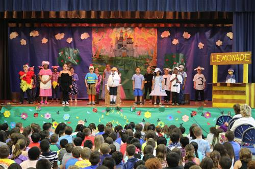 Bretton Woods 2nd Grade Play