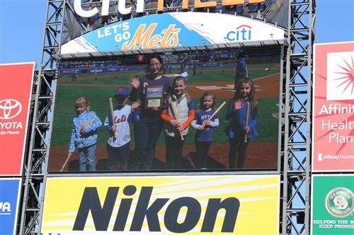 Pines Kids at Citifield