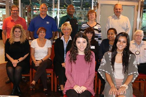 Rotary Club & Students of the Month