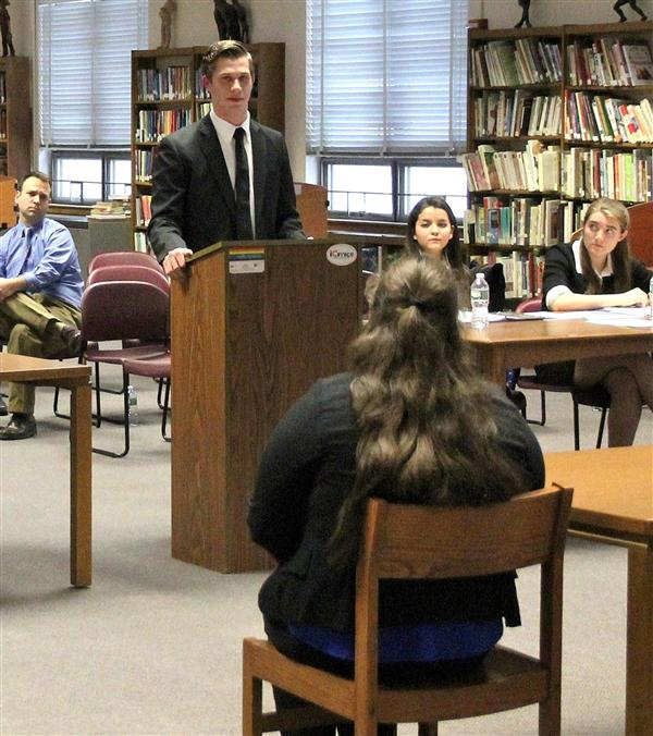 HHS Mock Trial Club and Competitions Teach Students Courtroom Techniques and Rules of Law
