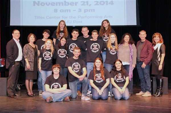 HHS THEATRE STUDENTS – CATALYSTS FOR CHANGE