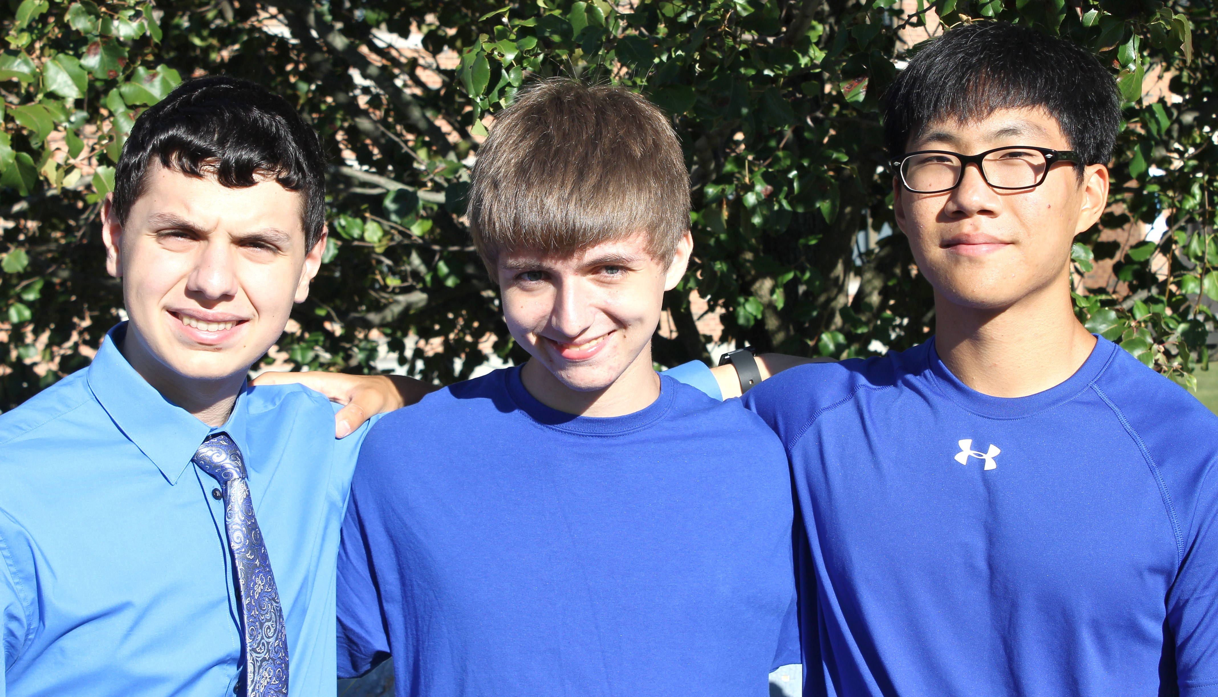 Hauppauge Students Named 2015 National Merit Semifinalists
