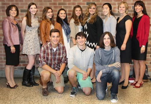 HHS Musicians Selected to Represent Hauppauge at NYSSMA State Conference