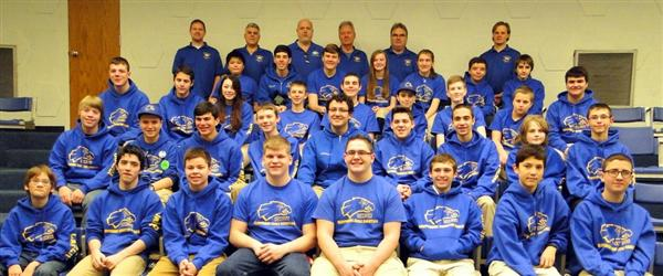 Robotics Team Achieves Excellence Award and Advances to Nationals