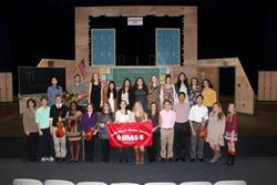 Hauppauge High School Musicians Inducted into Tri-M Music Honor Society
