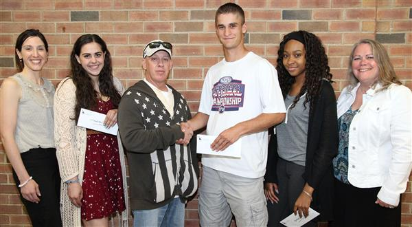 Social Studies Students Receive Scholarships for Their 9/11 Essays