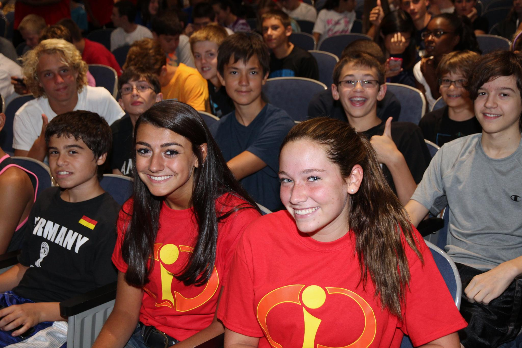 Ignition 2014 - Students Gear-Up for the New School Year