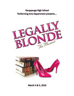 "Hauppauge's ""Legally Blonde the Musical"" Sparkles on Stage with Memorable Songs and Dances"