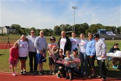 Hauppauge Community Walks To Raise Money For 9/11 First Responders Foundation
