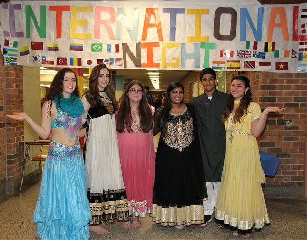 INTERNATIONAL NIGHT - A 16-Year Tradition to Unite Language Students, Promote Cultural Awareness and so Much More