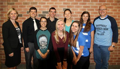 Hauppauge High School Musicians Selected to Perform at 2015 NYSSMA Conference All-State