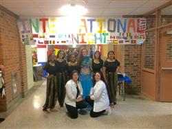 Hauppauge's International Night Benefits Crohns and Colitis Foundation