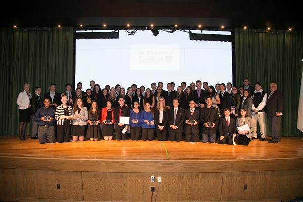 HHS Business Students Score Top Honors at Leadership Competition