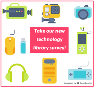 take the makerspace technology survey